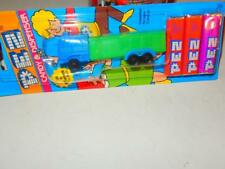 PEZ DISPENSER- GREEN TRUCK W/BLUE CAB- NEW- L175