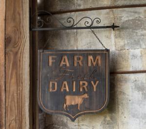 Farm Fresh Dairy Bracket