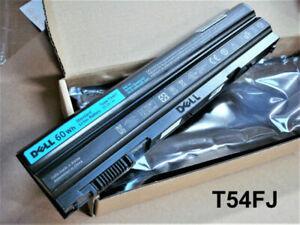 OEM Genuine 60Wh Battery for Dell  Latitude E6420 E6540 E6440 71R31 T54F3 T54FJ