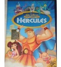 DISNEY DVD Hercules - 1° ed. Buena Vista olo tondo