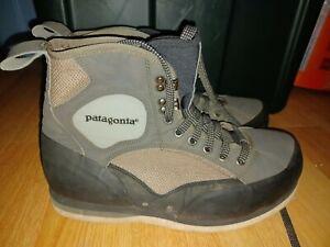Patagonia Wading Boots- Felt Bottom- Size 12- Men