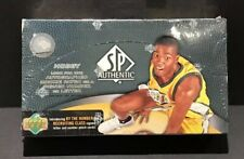 2007-08 UD SP Authentic NBA Basketball Sealed Hobby Box Durant Auto RC Year