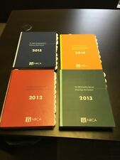 NRCA Roofing Manual set with study guides and additional books