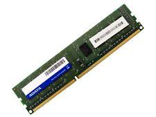 ADATA AM2U139C4P2 4GB 2Rx8 PC3-10600U-999 1333MHz 240-pin DIMM DDR3 RAM Memory
