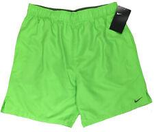 2fedea8b9d Men's NIKE Neon Green Athletic Shorts Swim Trunks M Medium NWT NEW AwEsOmE!