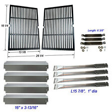 Charbroil Commercial 463268007 Grill Grate,Burner,Carryover Tubes,SS Heat Plate