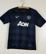 Manchester United Van Persie Junior Away Jersey 2013/14 12 - 13 Years 147-158 cm