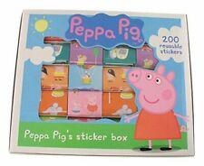 PEPPA PIG's Fancy Dress Sticker Box (Pack of 200 Reusable Stickers)