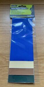 Ripstop Nylon Repair Tape Patches 4 Tents Clothing Gazebo Camping Self Adhesive