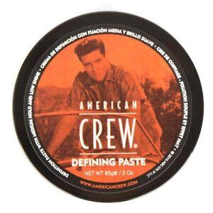 Elvis Presley American Crew King Defining Paste 85g - Limited Edition (3oz )