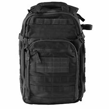 5.11 Tactical All Hazards Prime Backpack Combat Rucksack - Black