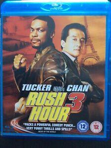 Rush Hour 3 [Blu-ray] - DVD  2WVG The Cheap Fast Free Post