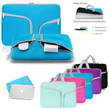 """New ListingLaptop Case Pouch Sleeve Carry Bag For 11""""13""""12""""15""""Inch Macbook Dell Hp Lenovo"""