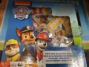368 Paw Patrol Pop Up Game By Spin Master 4+