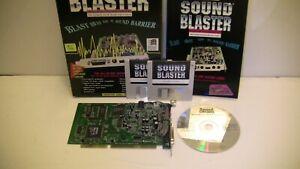 Creative Labs Sound Blaster AWE64 ISA Slot Sound Card CT4500