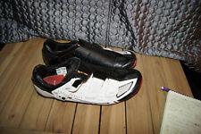 Shimano SH-R321W  Men's Wide Cycling Road Shoes Carbon Size 45.5 eur us 10.9