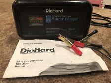 DieHard Model 200-71221 120v/12v Battery Charger