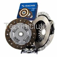 SACHS 3 PART CLUTCH KIT FOR FORD ESCORT CONVERTIBLE 1.6 XR3I
