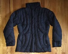 PATAGONIA Women's Black Goose Down Fill Puffer Jacket/Coat Size Small