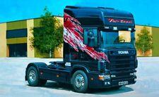 Italeri 3819 - 1/24 Scania 164L Topclass 580 Cv - Neu