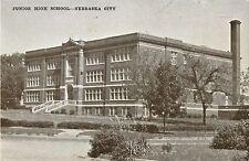 A View of the Junior High School, Nebraska City, NE