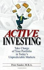 Active Investing: Take Charge of Your Portfolio in Today's Unpredictab-ExLibrary