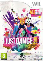 Just Dance 2019 Nintendo Wii Game 3+ Years