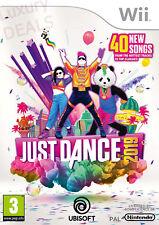 Ubisoft Just Dance 2019 Nintendo Wii Game