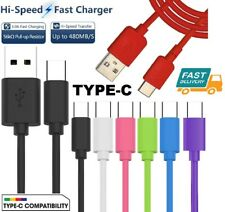 Samsung Galaxy S9 S9+ PLUS USB Type C 3.1 Fast Data Charger Cable Lead