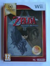 Jeu ZELDA TWILIGHT PRINCESS sur WII