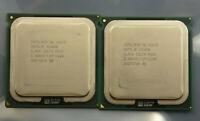 2 Stück Intel Xeon X5472  SLASA / SLBBB  3,00GHz CPU  Sockel 771