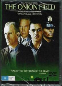 The Onion Field DVD John Savage James Woods New and Sealed Australia