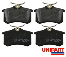 Ford - Galaxy 2.3 16V 1.9 TDI 1995-2006 (WGR) Rear Axle Brake Pads Set Unipart