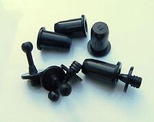 Rejilla del Altavoz Clavijas bola y socket Altavoz Delantero Montajes Conjunto de 4
