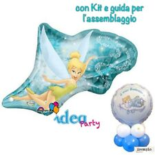 MYLAR TRILLY Disney, 53 x 51 cm, BASE PALLONCINI Addobbi Compleanno Trilli