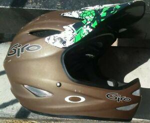 Giro Remedy Carbon Fiber CF M Medium Full Face MTB Helmet