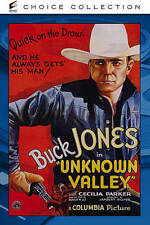 Unknown Valley DVD 1933 Western Buck Jones BRAND NEW SEALED FREE FAST SHIPPING