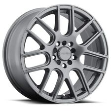 15X6.5 Vision 426 Cross II 5x112/5x114.3 ET38 Gunmetal Rims (Set of 4)