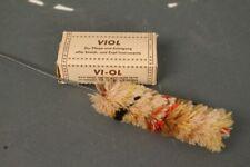 Viol Pflege Reinigungsmittel f. Streich u. Zupfinstrumente Musik Orchester