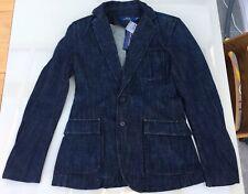 Ralph Lauren Authentic Denim Women Jacket Blazer  size 2 155/84A, UK8  RRP £349