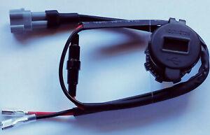Yamaha Tracer 900 MT09 FZ09 USB Charger QC3.0 Voltmeter Plug&Play Auxiliary Port