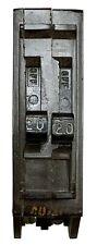20/20 Amp Circuit Breaker, Wadsworth B2020NI-B Twin, Single Pole