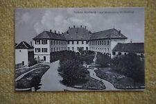 Postkarte AK Ansichtskarte Schloss Kirchberg Fugger von Thun Illerkirchberg Ulm