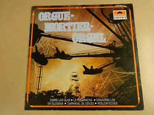 ORGAN ORGUE ORGEL LP / MORTIER-ORGEL