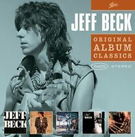 Jeff Beck - Original Album Classics (NEW CD)