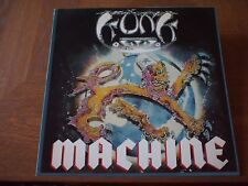 "KONK Machine 1987 VINYL 12"" Single Dog Brothers Records 003 Electro House Dance"