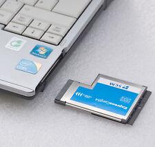 SCM scr3340 scr-3340 ExpressCard 54 smartcardreader chipcardreader chip lector s17