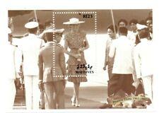 VINTAGE CLASSICS - Maldives 2299 - Princess Diana Tribute - S/S - MNH