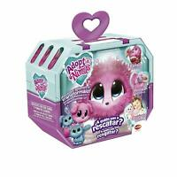 Adoptanimals Pink Abandoned Pet Plush Toy rescue and take care of them