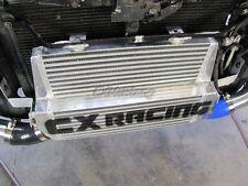 CXRacing Intercooler Kit + Intake For 98-05 Lexus IS300 2JZ-GTE Single Turbo
